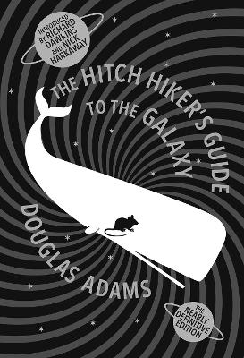 Hitch Hiker's Guide To The Galaxy book