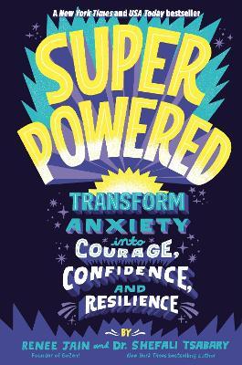 Superpowered book