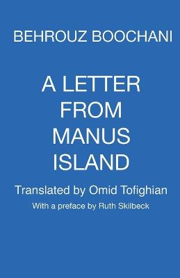 A Letter from Manus Island book