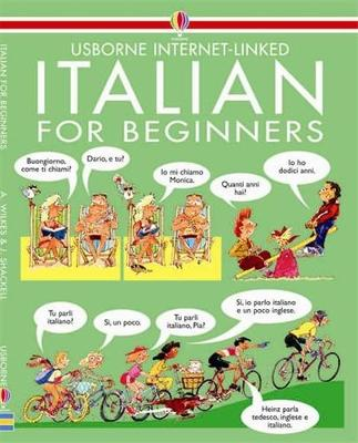Italian for Beginners by Angela Wilkes