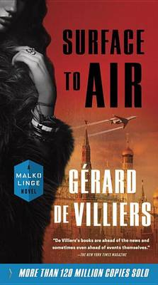 Surface to Air by Gerard de Villiers