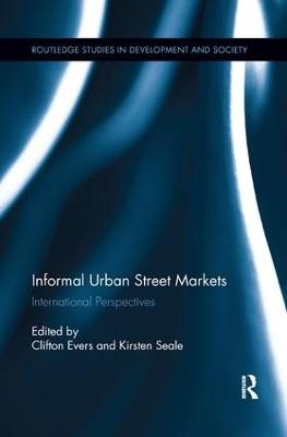 Informal Urban Street Markets by Clifton Evers