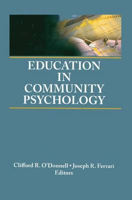 Education in Community Psychology book