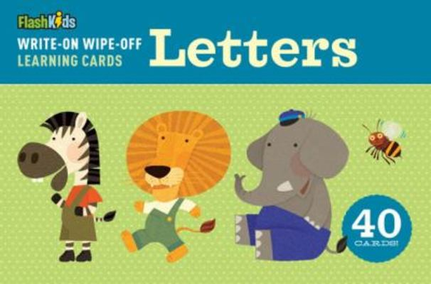 Letters by Flash Kids Editors