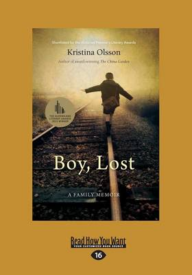 Boy, Lost by Kristina Olsson