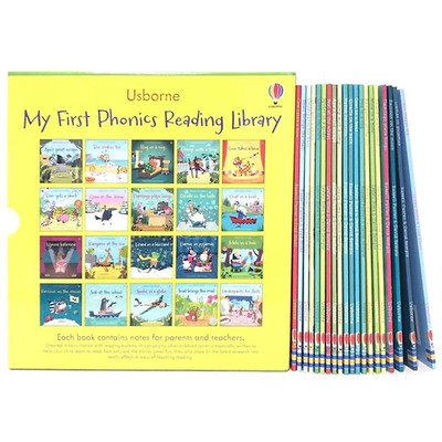 My First Phonics Reading Library by null