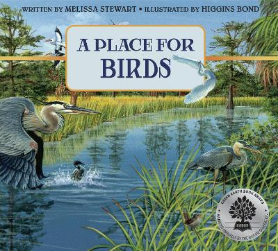A Place for Birds (Revised Edition) by Melissa Stewart
