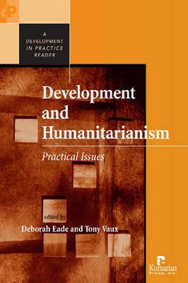Development and Humanitarianism by Tony Vaux