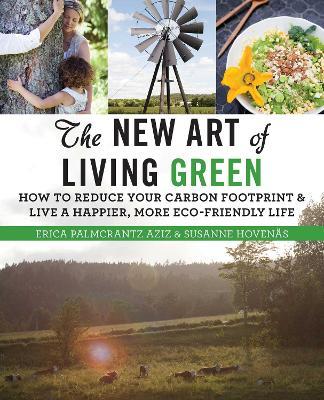 New Art of Living Green book