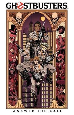 Ghostbusters: Answer the Call by Kelly Thompson