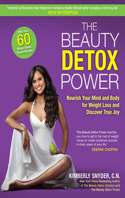 THE BEAUTY DETOX POWER by Kimberly Snyder