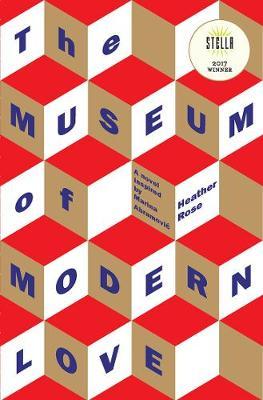 Museum of Modern Love book