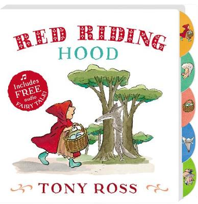 Red Riding Hood (My Favourite Fairy Tales Board Book) by Tony Ross