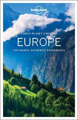 Lonely Planet Best of Europe book