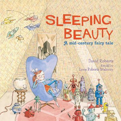 Sleeping Beauty by David Roberts