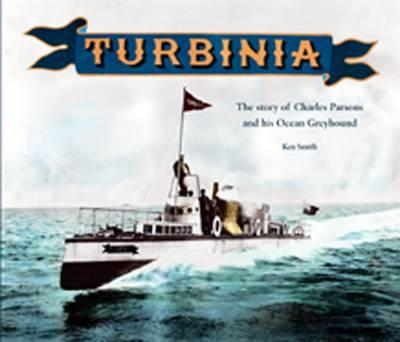 Turbinia by Ken Smith