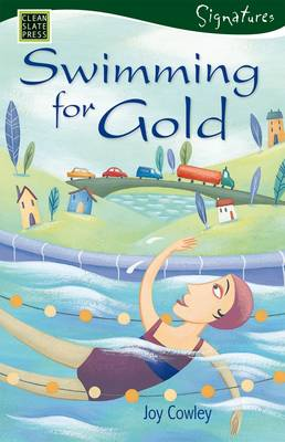 Swimming for Gold by Joy Cowley
