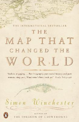 Map That Changed the World by Simon Winchester