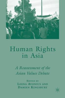 Human Rights in Asia by Damien Kingsbury
