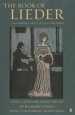 Book of Lieder by Richard Stokes