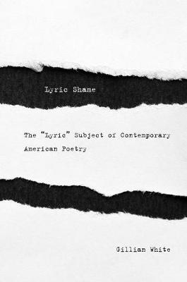 Lyric Shame by Gillian White