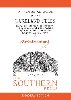 Southern Fells by Alfred Wainwright