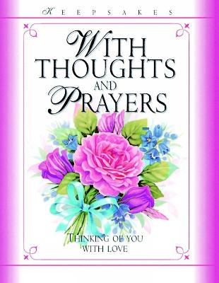 With Thoughts & Prayers by Lynne Robinson