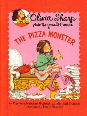 The Pizza Monster by Marjorie Weinman Sharmat