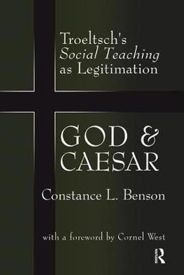 God and Caesar by Constance L. Benson