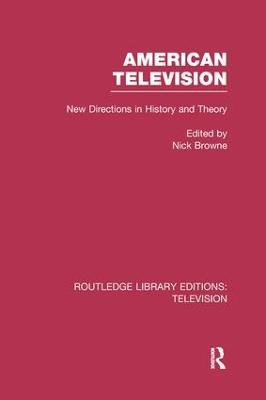 American Television book
