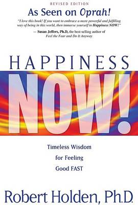 Happiness Now! book