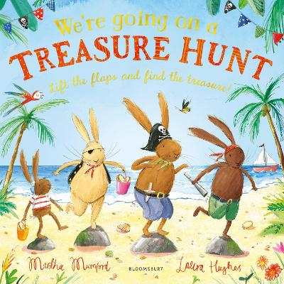 We're Going on a Treasure Hunt by Laura Hughes