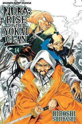 Nura: Rise of the Yokai Clan, Vol. 14 by Hiroshi Shiibashi