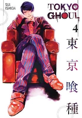 Tokyo Ghoul, Vol. 4 book