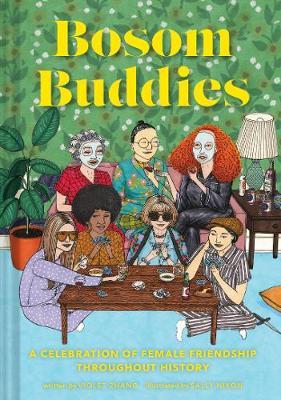 Bosom Buddies by Violet Zhang