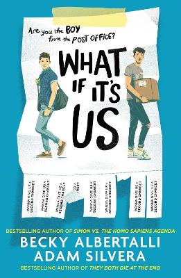 More information on What If It's Us by Adam Silvera