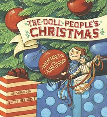 The Doll People's Christmas by Ann Martin