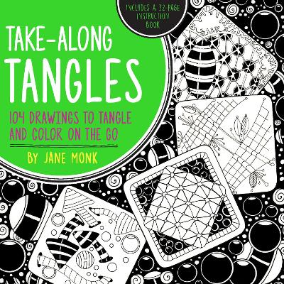 Take-Along Tangles by Jane Monk