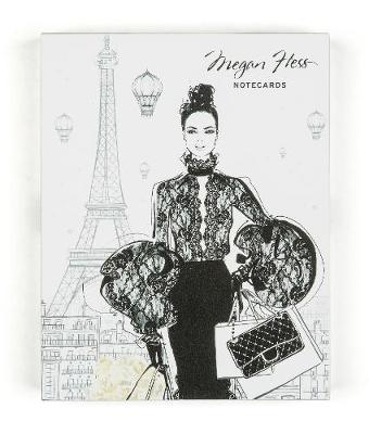 Chic: A Fashion Odyssey - Megan Hess Boxed Notecard Set by Megan Hess