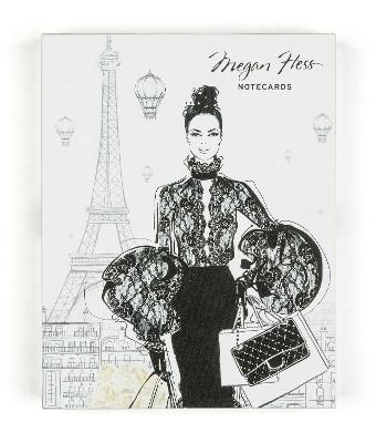 Chic: A Fashion Odyssey - Megan Hess Boxed Notecard Set by Megan Hess