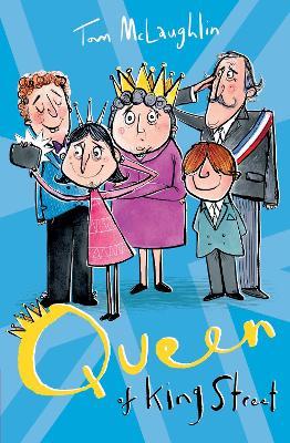 Queen of King Street book