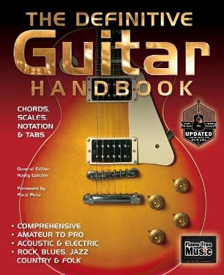 The Definitive Guitar Handbook (2017 Updated) by Paco Pena