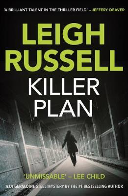 Killer Plan book