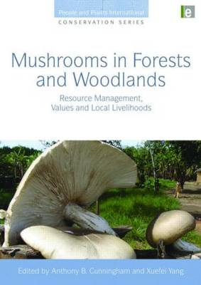 Mushrooms in Forests and Woodlands book