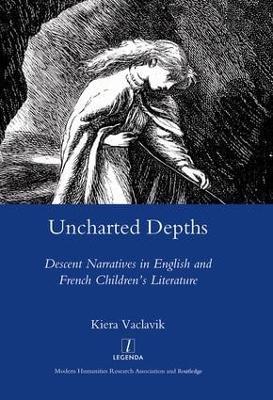 Uncharted Depths book