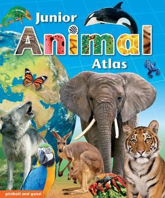 Junior Animal Atlas by Nina Filipek