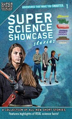 Super Science Showcase Stories #1 (Super Science Showcase) by Lee Fanning