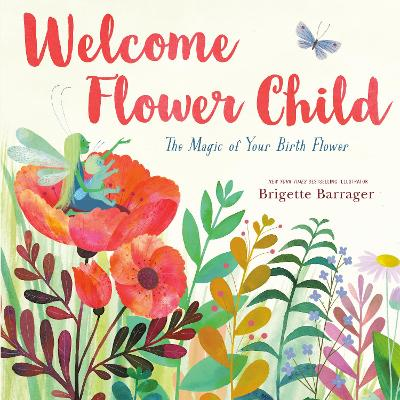 Welcome Flower Child book