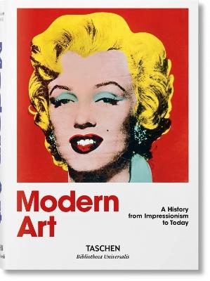 Modern Art 1870-2000 by Hans Werner Holzwarth