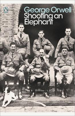 Shooting an Elephant book